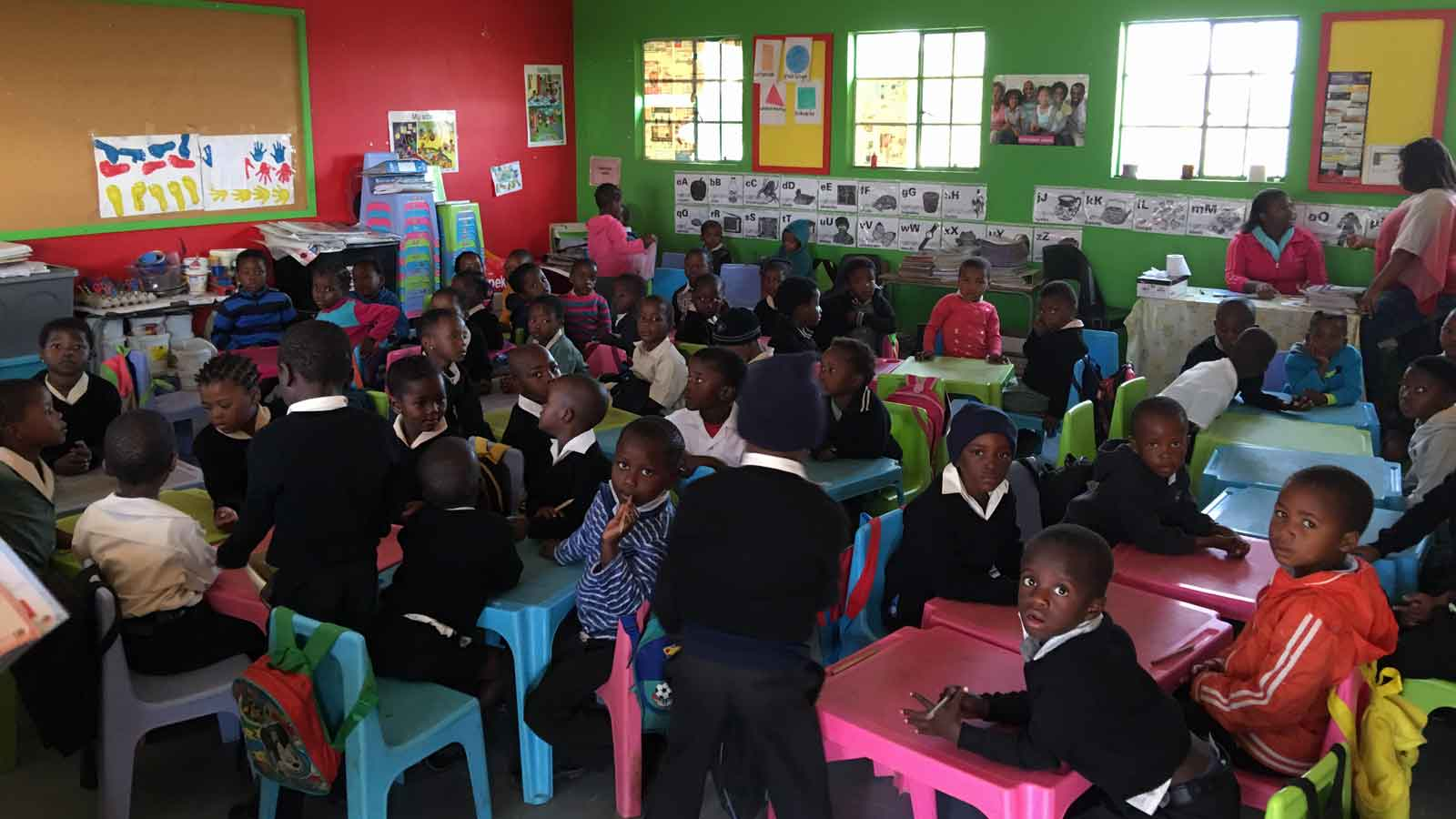BluPoint, Dixons Carphone and the MRP Foundation: changing lives