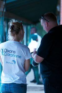 Dixons Carphone and BluPoint