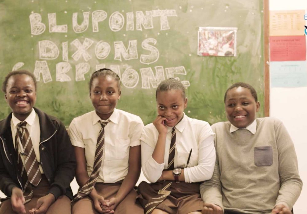 Change lives in South Africa