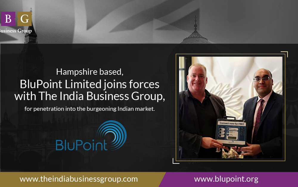 IBG and BluPoint join forces